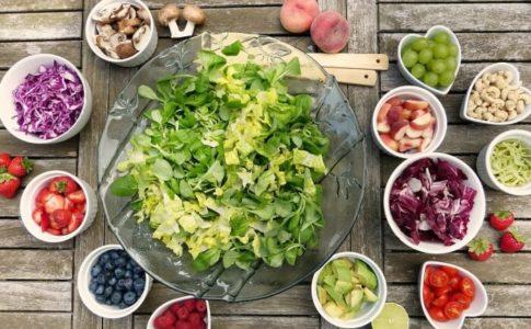 ニキビ肌を改善するために実施した食生活