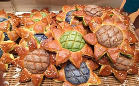 吳寶春の花博用のパン