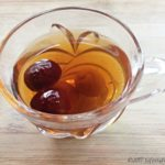 レッドデーツと竜眼を使ったナツメ茶