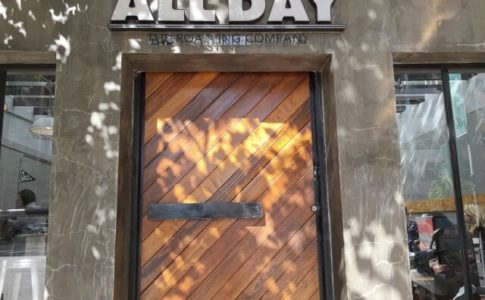 台北にあるAll Day Roasting Company