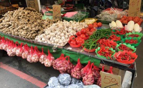 虎林街黃昏市場