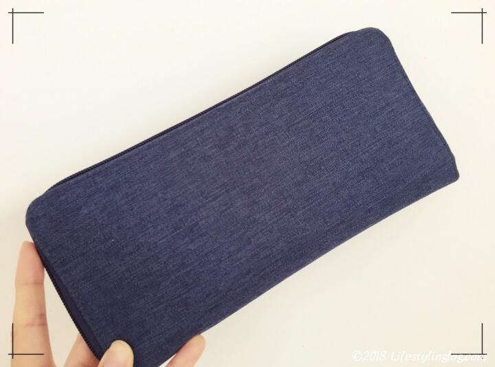 無印良品のパスポートケースが優秀すぎる! muji-passport-holderIMG_6981-ver1