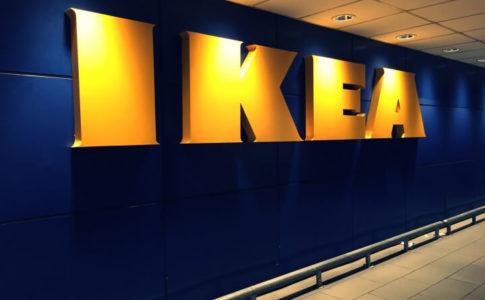 IKEA(イケア)ロゴ