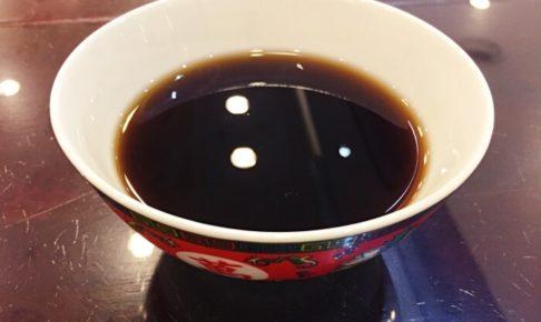 マレーシアの恭和堂(Koong Woh Tong)の涼茶(ハーバルティー)