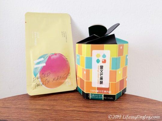 陽光菓菓(Sunnygogo)のドライフルーツとマンゴーケーキ