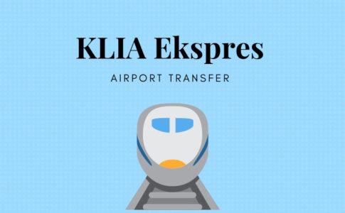 KLIAエクスプレス(KLIA Express)