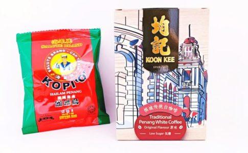 マレーシア・ペナン発祥の均記(Koon Kee)のコーヒー商品