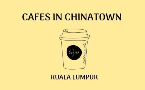 KLチャイナタウンのカフェ