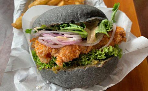 myBurgerLabのハンバーガー