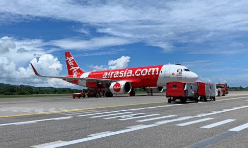 エアアジア(Air Asia)の飛行機