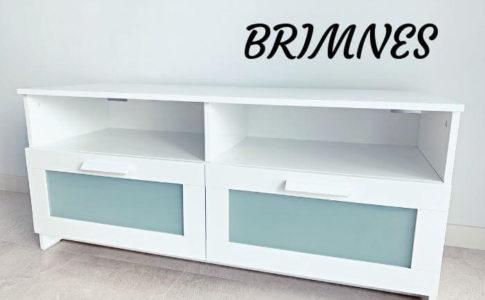 IKEAのテレビ台(BRIMNES)