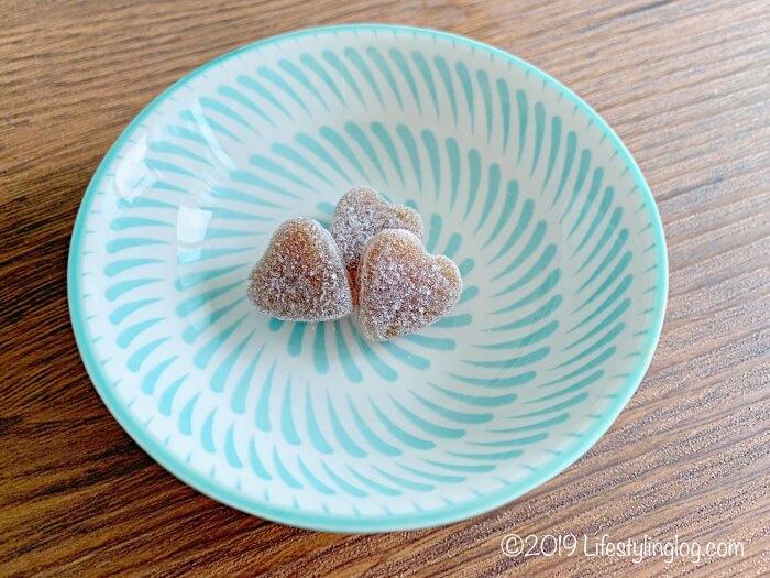 LOT100のタマリンドグミ(Tamarind Pastilles With Vitamin C)