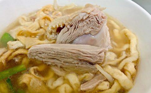 鹽埕鴨肉意麵