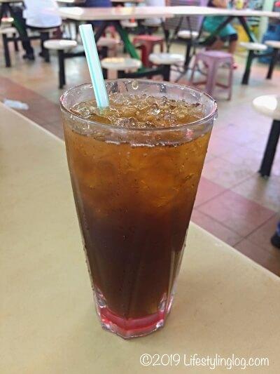 マレーシアの涼茶(リャンチャー)