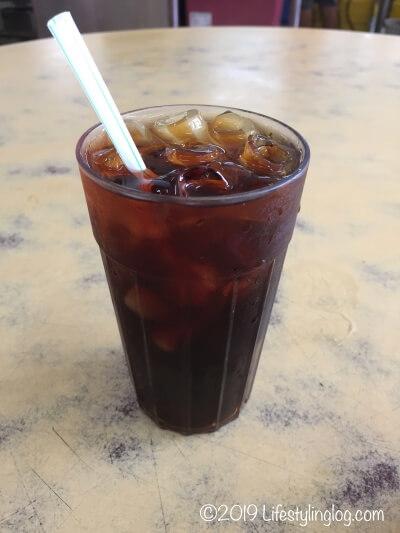 マレーシアのKopi-O-Ice(コピオーアイス)