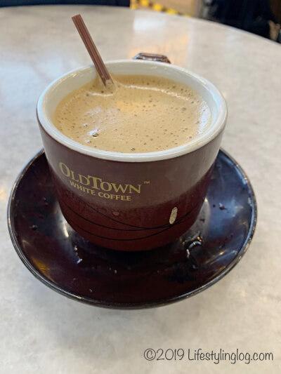 オールドタウンホワイトコーヒー