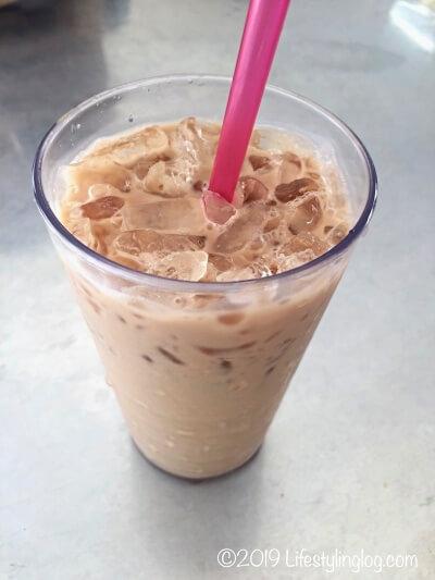 マレーシアのTeh Ice(テーアイス)