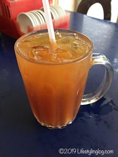 マレーシアのTeh-O-Ice(テーオーアイス)