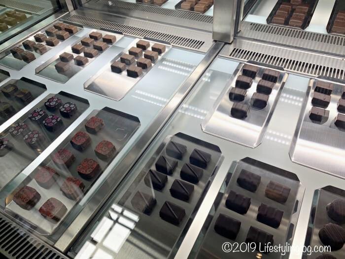 Beryl's LOT18で販売されているトリュフチョコレート