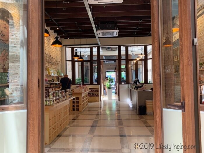 Beryl's LOT18(JALAN PANGGONG OUTLET)の店内