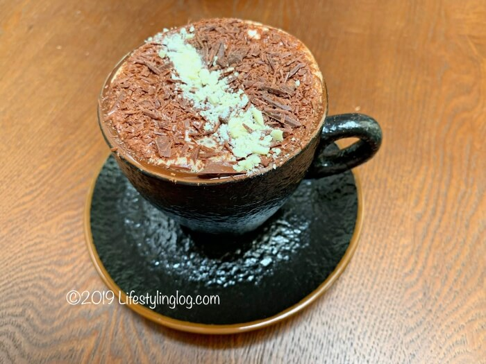 Beryl's LOT18のSignature Chocolate Drink