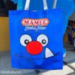 MAMEE(マミー)のマスコットがデザインされたバッグ