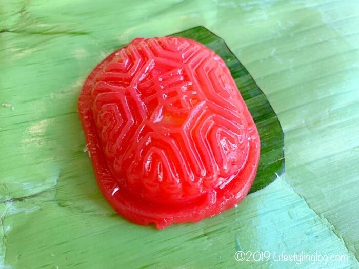 紅龜粿(アンクークエ)