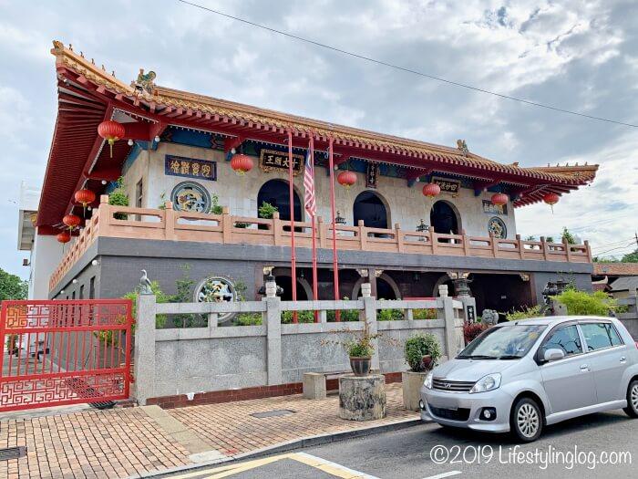 マラッカにある香林寺(Xiang Lin Si Temple)