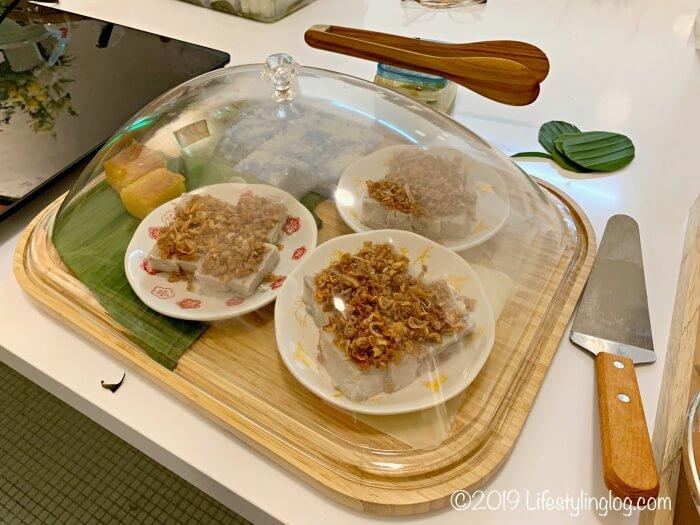 青青(Pandan Republic)のホームメイドクエ(伝統デザート)
