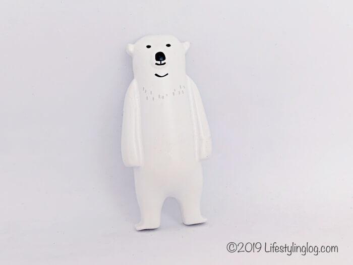 知音文創(Jean Cultural & Creative Co..Ltd.)の北極熊のマグネット