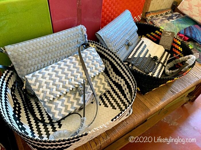 BON TON THE SHOP(ボントン ザ ショップ)で販売されているPenanのバッグ