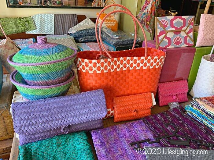 BON TON THE SHOP(ボントン ザ ショップ)で販売されているPenan Bags
