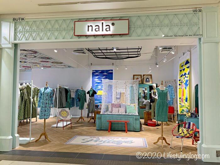 バンサービレッジにあるNala Designs(ナラ デザインズ)の店舗