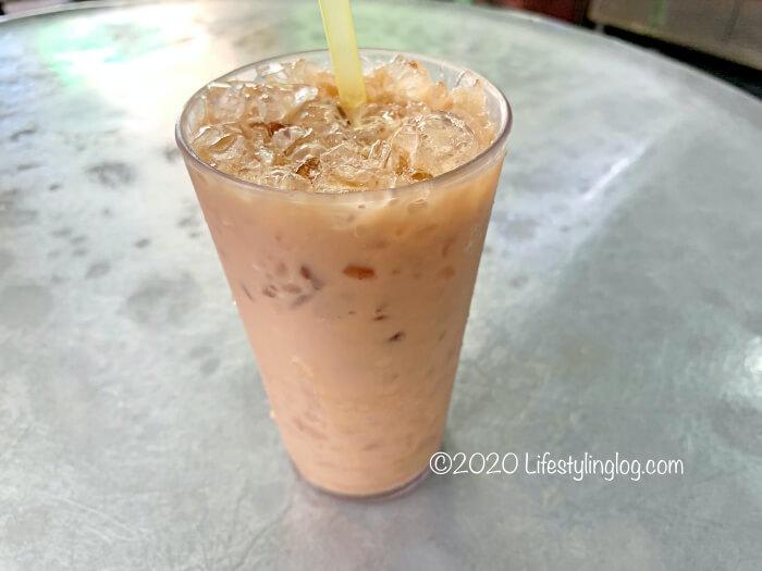 Toh Soon Cafe(多春茶座)のTeh Peng