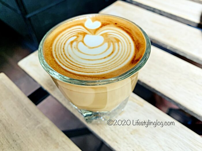 クアラルンプールにあるVCRのコーヒー