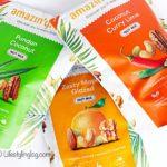 Amazin' Grazeのアジアンフレーバーのナッツ商品