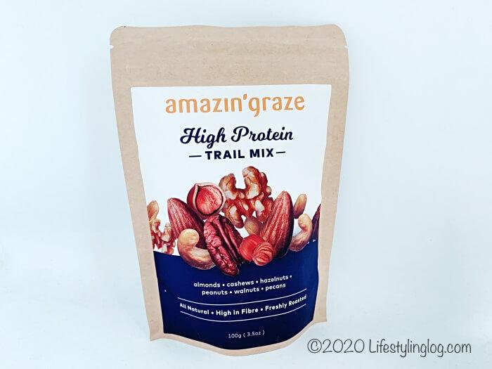 Amazin' GrazeのHigh Protein Trail Mix