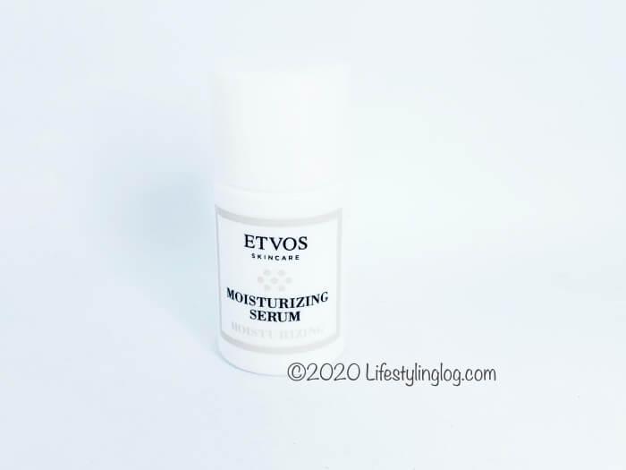 ETVOS(エトヴォス)のモイスチャライジングセラム