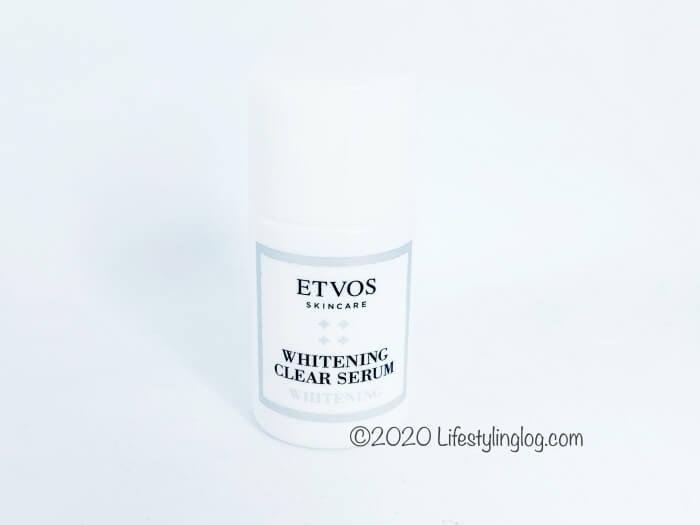 ETVOS(エトヴォス)の薬用ホワイトニングクリアセラム