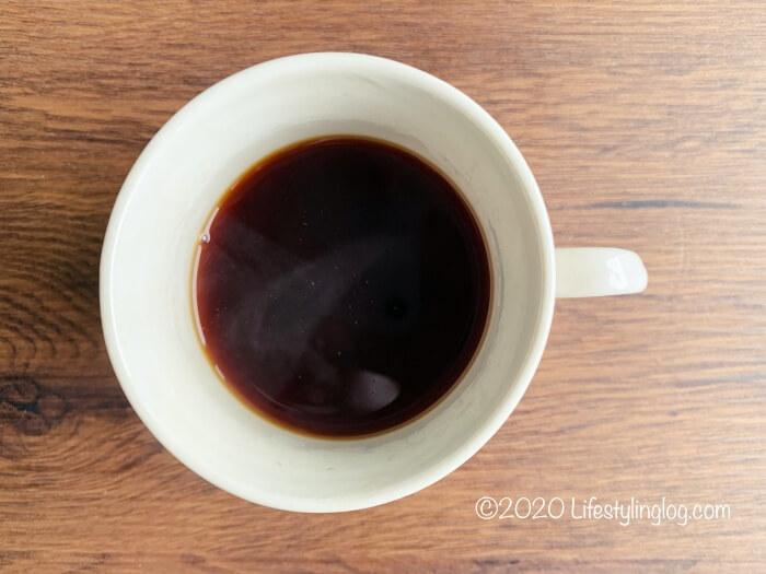 煮出しした紅茶