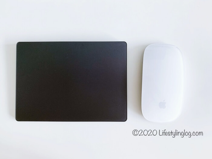 Magic Mouse 2とMagic Trackpad 2の比較
