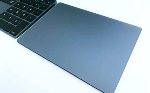AppleのMagic Trackpad 2(スペースグレイ)
