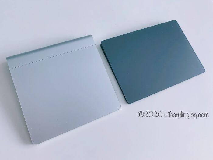 AppleのMagic Trackpad比較