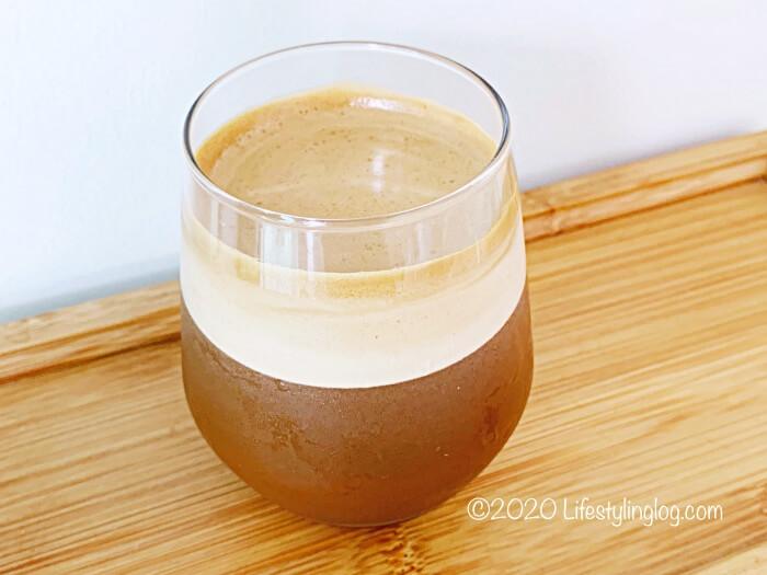 ダルゴナコーヒーをアレンジして作ったNaslo(ネスロ)