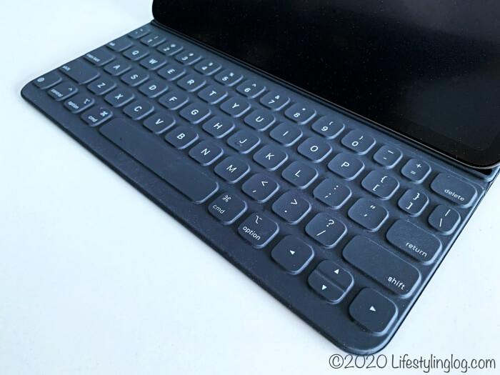 Smart Keyboard Folio(スマートキーボードフォリオ)のキーボード