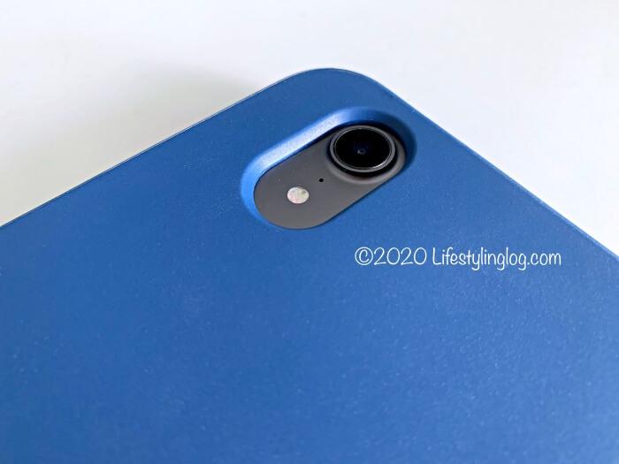 Ztotopの11インチiPad Pro(第1世代)用ケースのカメラ部分