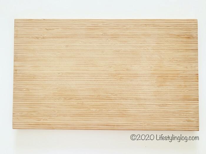 2年以上使用したIKEAのAPTITLIG(アプティートリグ)のまな板