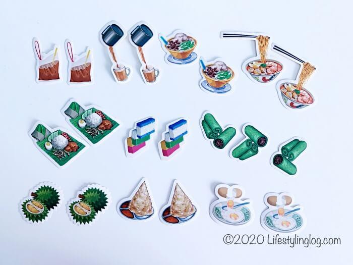 loka madeのdeco sticker