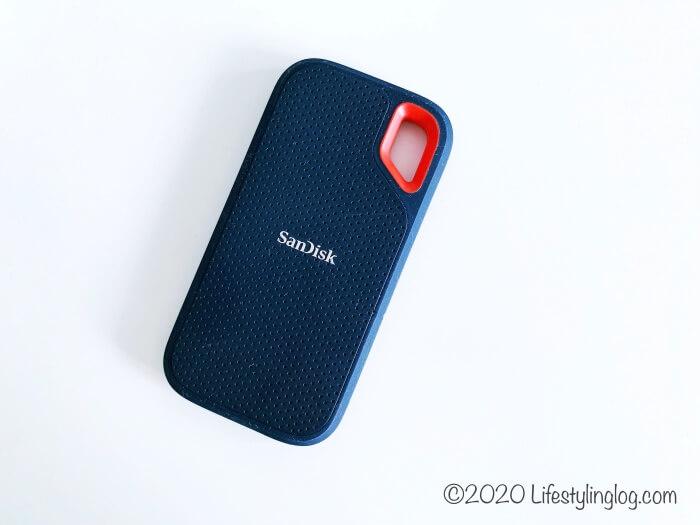SanDisk(サンディスク)のポータブルSSD
