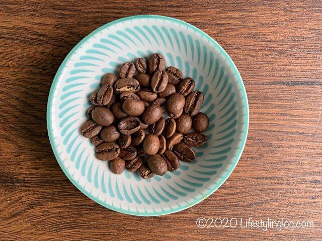Craft Originで購入したコーヒー豆